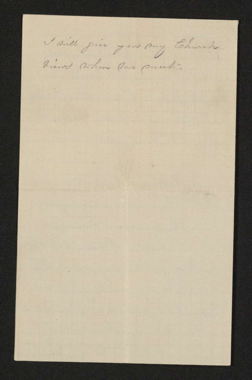 Lewis H. Machen Family Papers: Gresham Family Correspondence, 1834-1925; undated