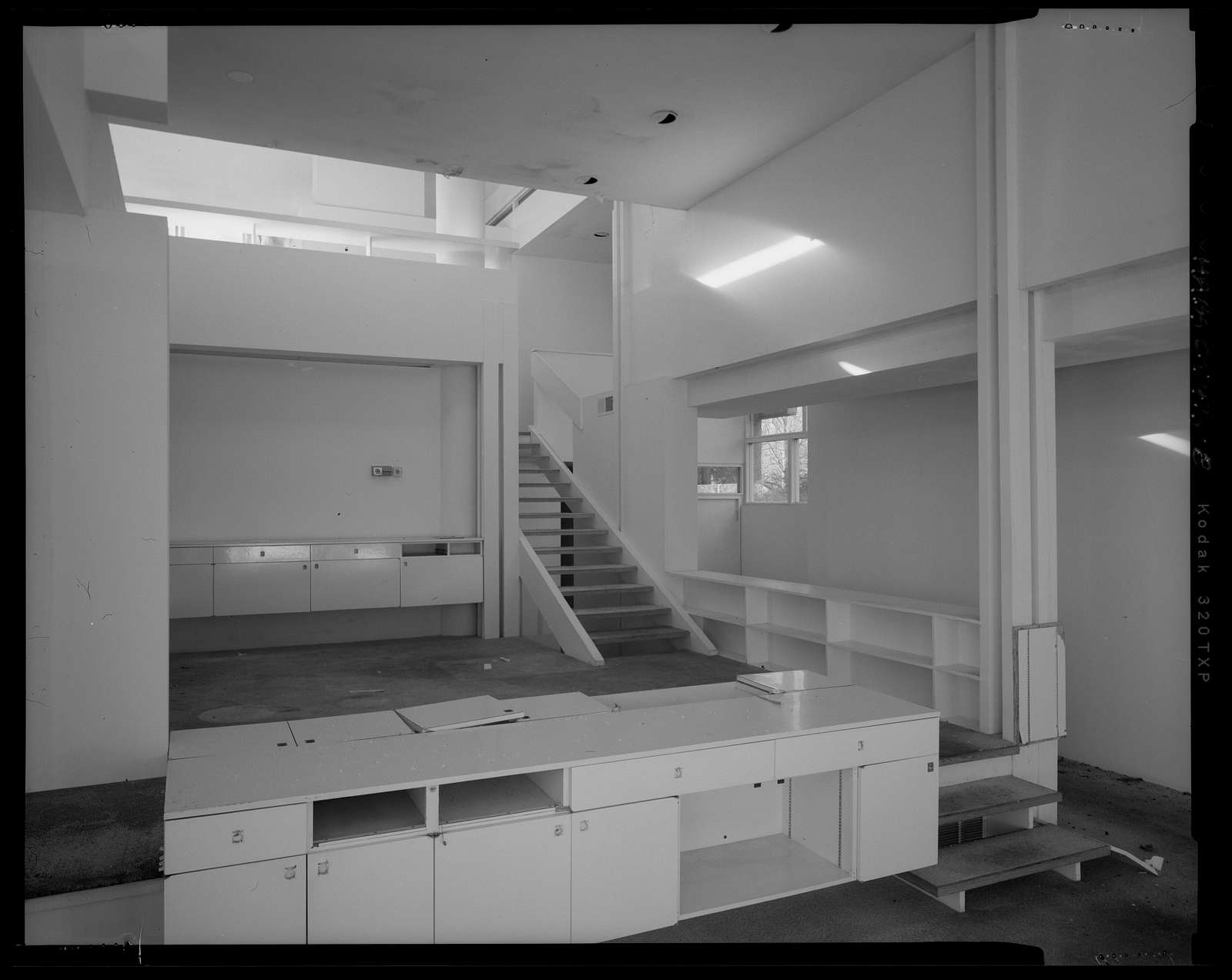 Paul Rudolph's Louis Micheels House, 16 Minute Man Hill, Westport, Fairfield County, CT