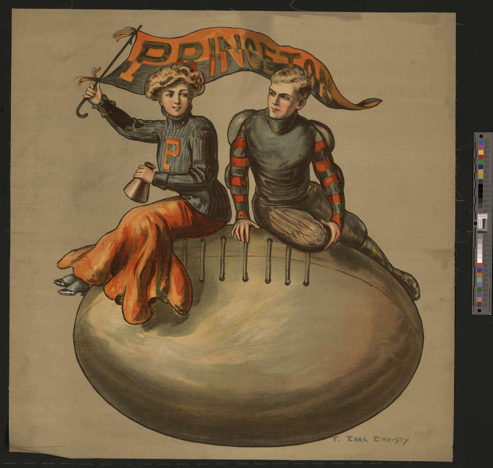 Princeton / F. Earl Christy.