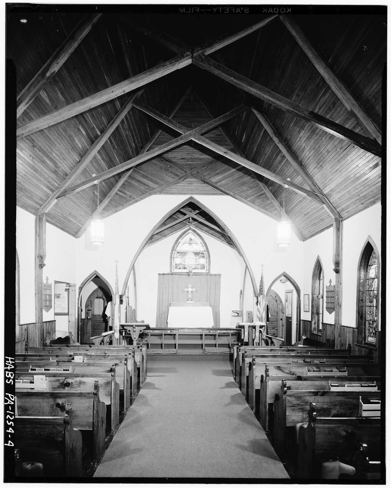 St. John the Evangelist Episcopal Church, Dingmans Ferry, Pike County, PA