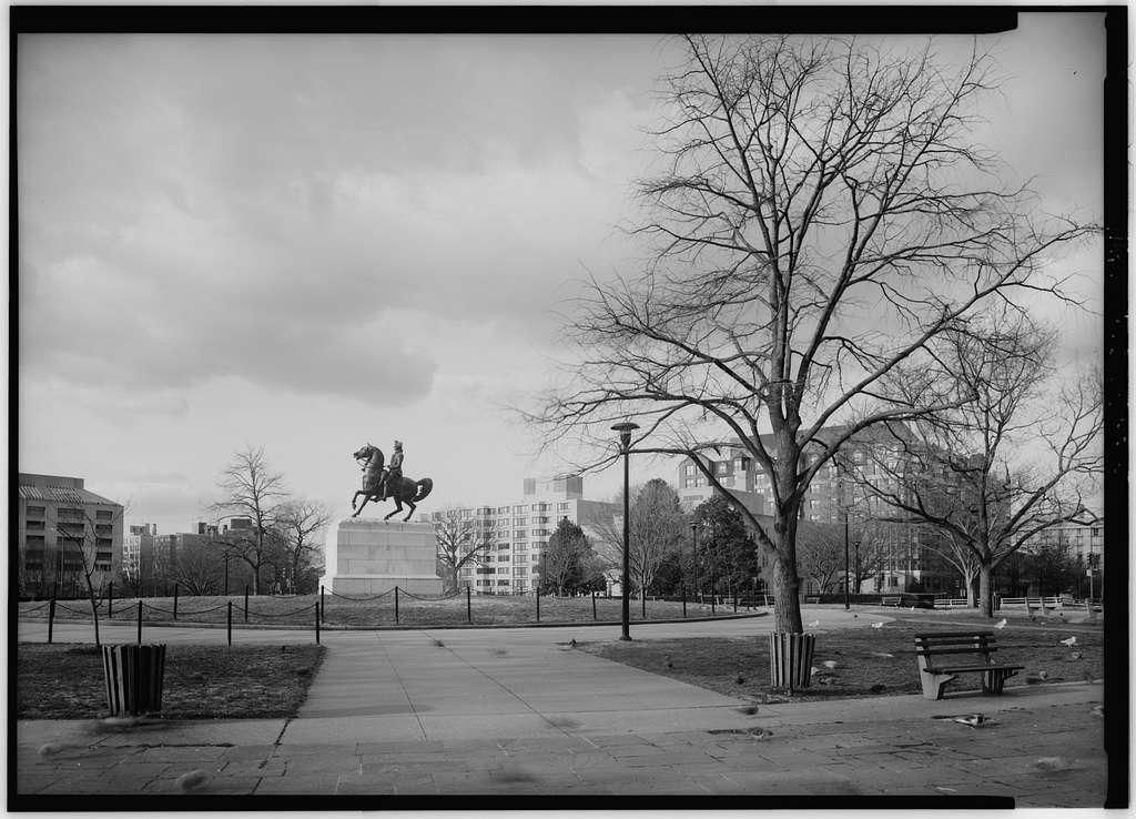 Washington Circle, Washington, District of Columbia, DC