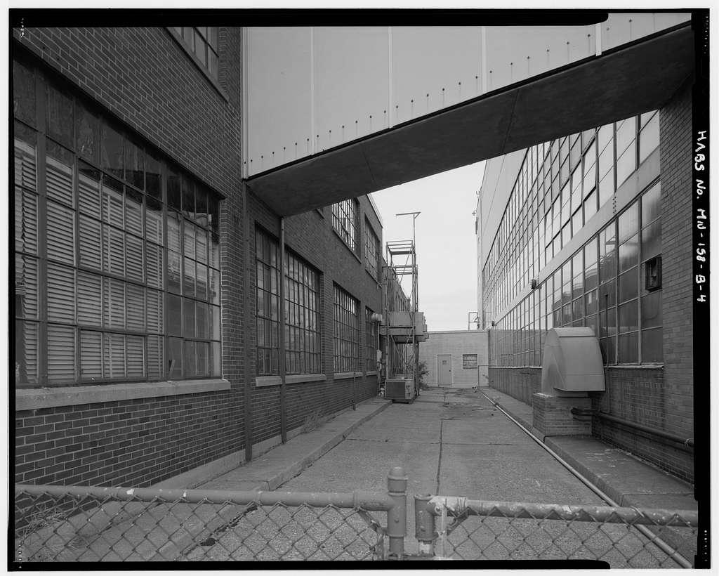 Wold-Chamberlain Field, Northwest Municipal Hangar, 6201 Thirty-fourth Avenue, South, Minneapolis, Hennepin County, MN