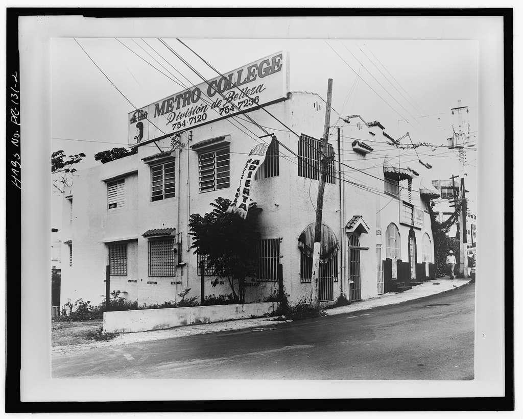 1164 Ponce de Leon Avenue (House), Rio Piedras, San Juan Municipio, PR