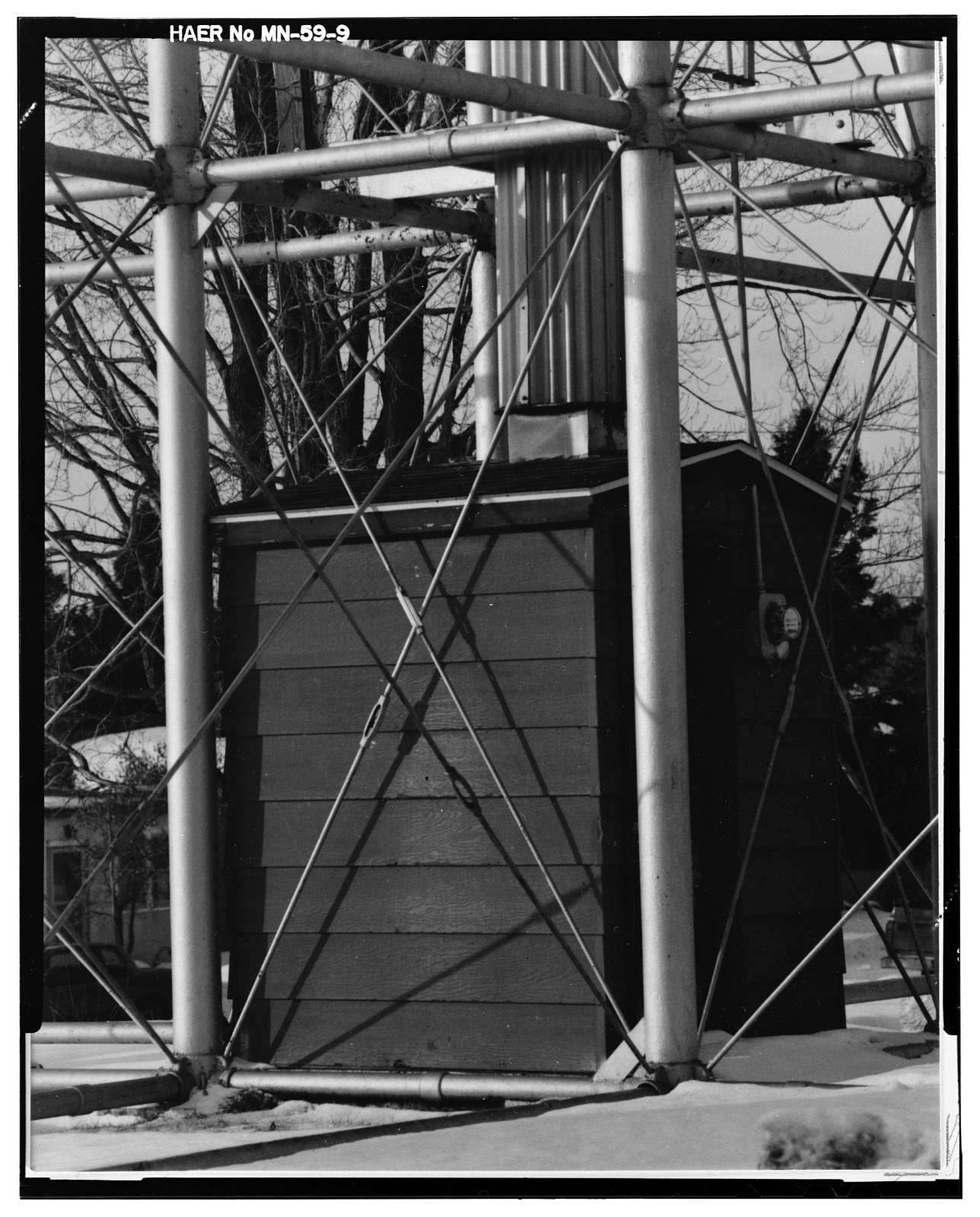 Bovey Water Tower, Eighth Avenue & T.H. 169, Bovey, Itasca County, MN