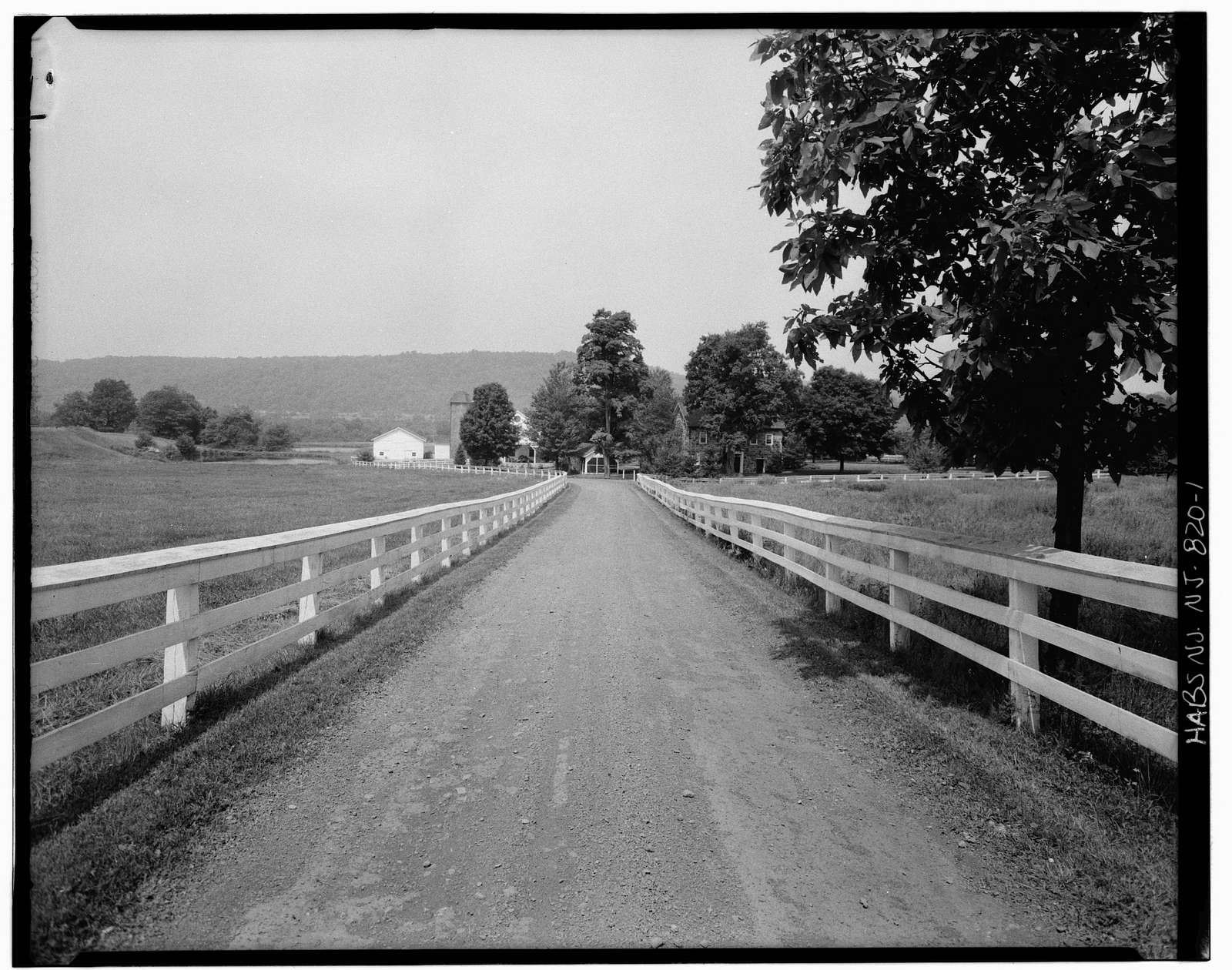 Daniel Shoemaker Farm, Mountain Road, Wallpack Center, Sussex County, NJ