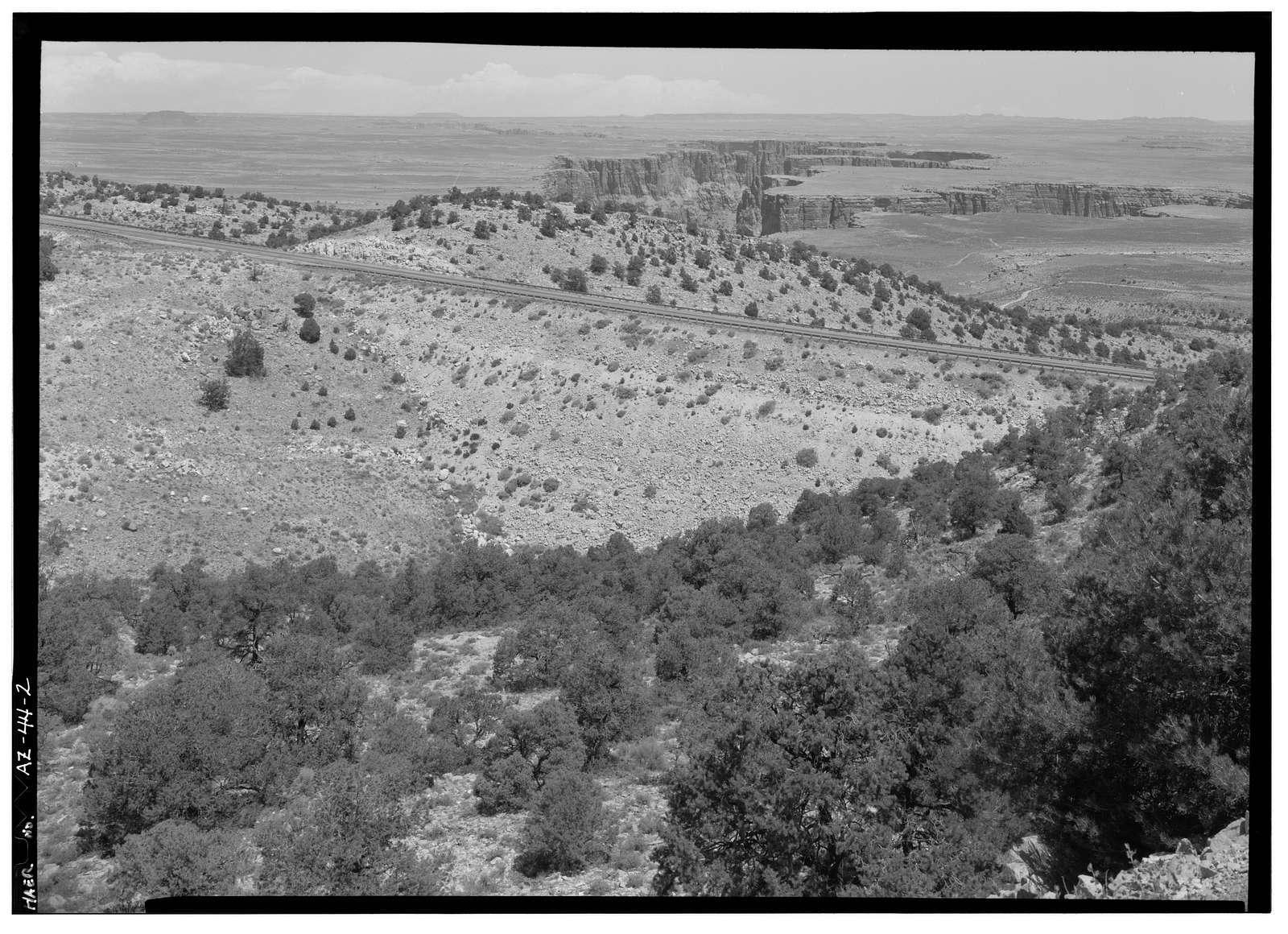East Rim Drive, Between South Entrance Road & park boundary, Grand Canyon, Coconino County, AZ