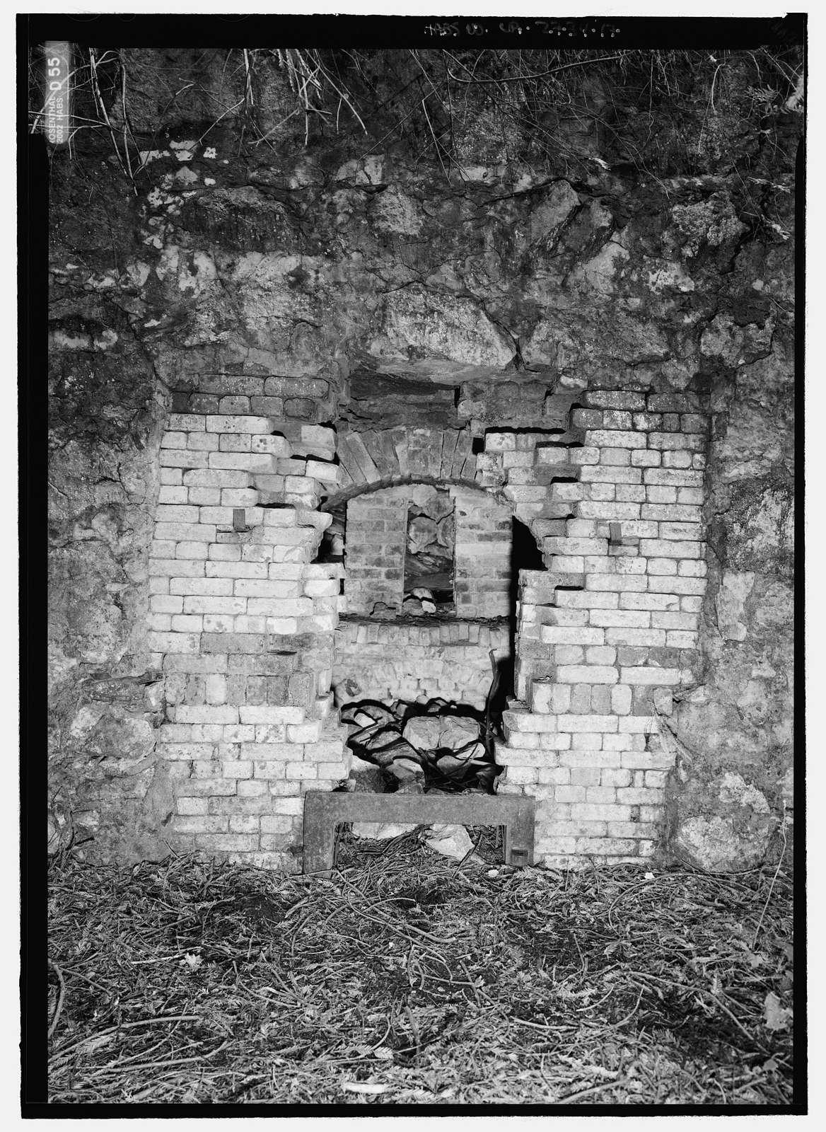 Four Lime Kilns, 63025 Highway 1, Big Sur, Monterey County, CA