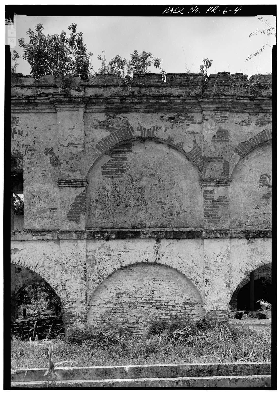 Hacienda Azurarera Santa Elena, Sugar Mill Ruins, 1.44 miles North of PR Route 2 Bridge Over Rio De La Plata, Toa Baja, Toa Baja Municipio, PR