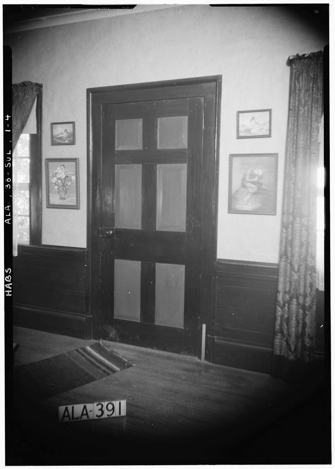 James Greer Bankhead House, U.S. Route 278, Sulligent, Lamar County, AL