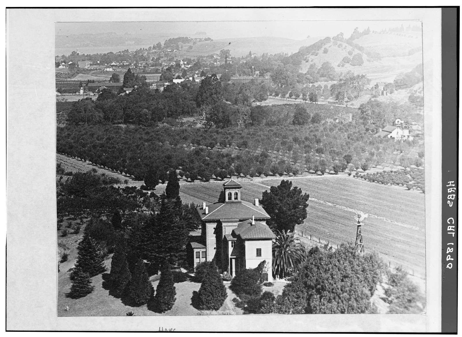 John Muir House, Alhambra Boulevard, Martinez, Contra Costa County, CA