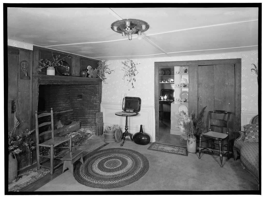 John Tripp House,  (moved from 953 1/2 Manton Avenue, Manton), Manton, Providence County, RI