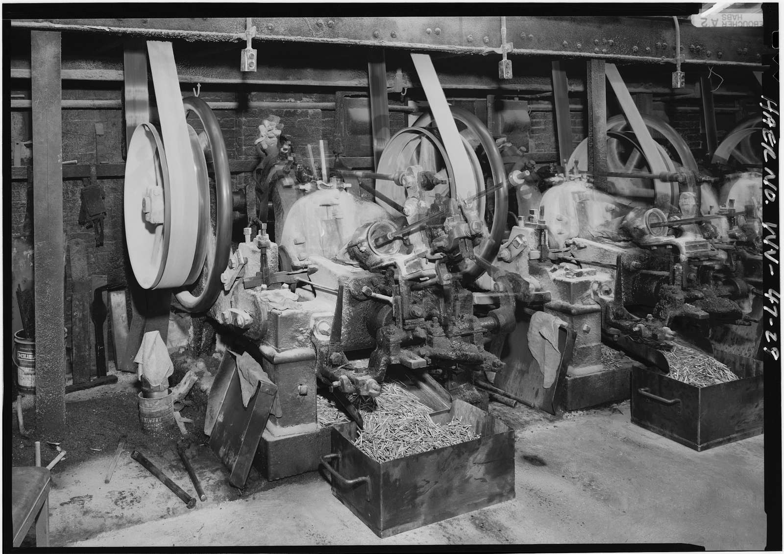 LaBelle Iron Works, Thirtieth & Wood Streets, Wheeling, Ohio County, WV