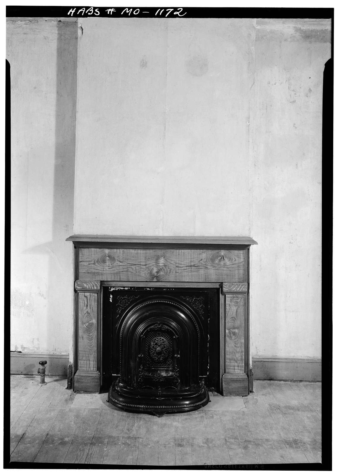 Marine Villa, 3811 Kosciusko Street, South Carondelet (historical), St. Louis County, MO