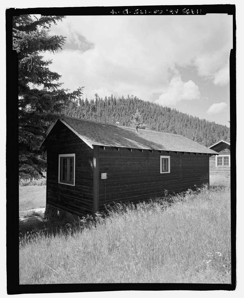 McGraw Ranch, Arapahoe Cabin, McGraw Ranch Road, Estes Park, Larimer County, CO