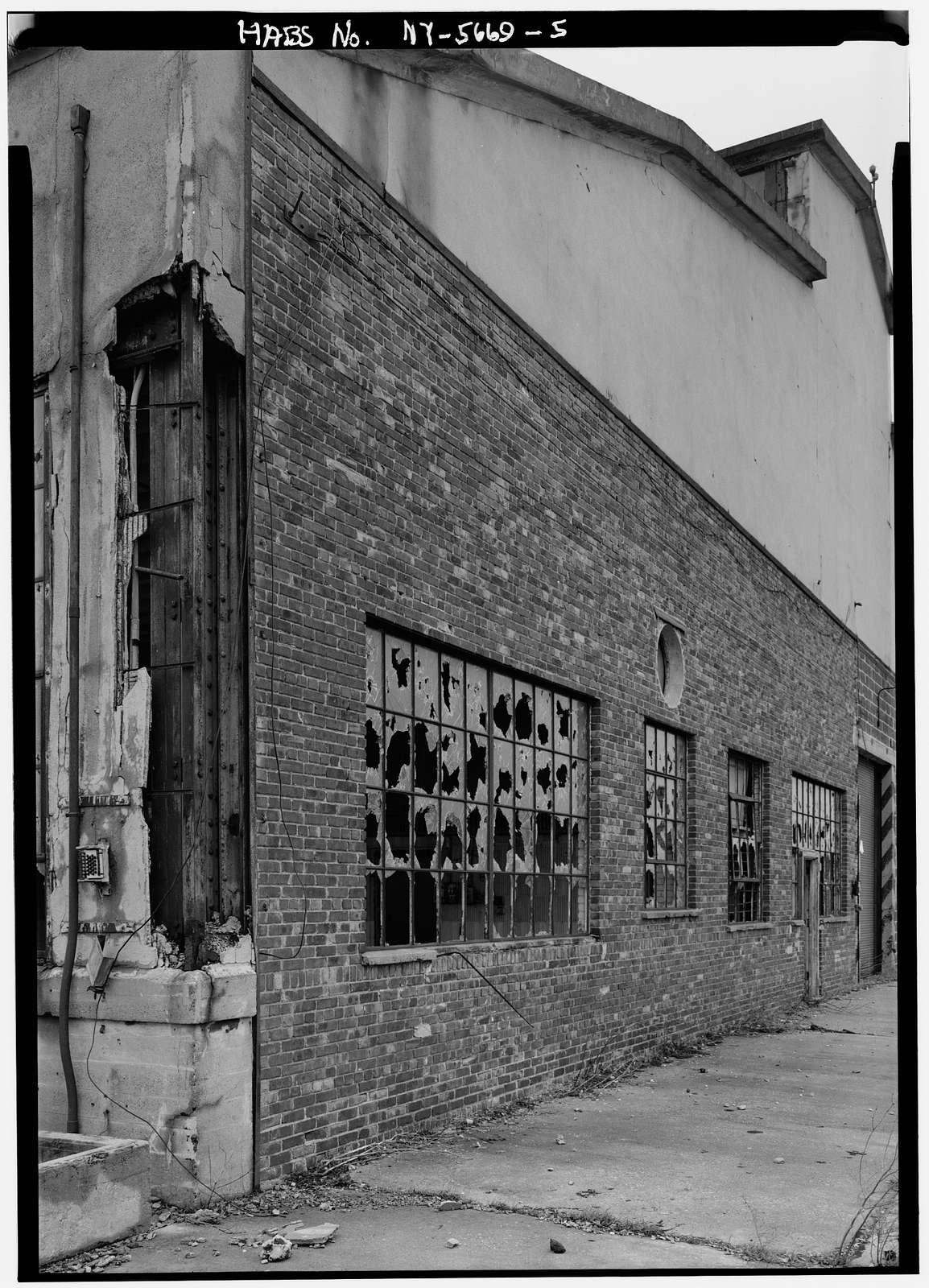 Miller Field, North Hangar, New Dorp Lane, Staten Island, New Dorp, Richmond County, NY