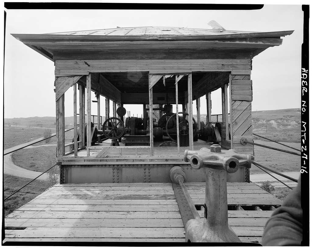 Snowden Bridge, Spanning Missouri River, Nohly, Richland County, MT