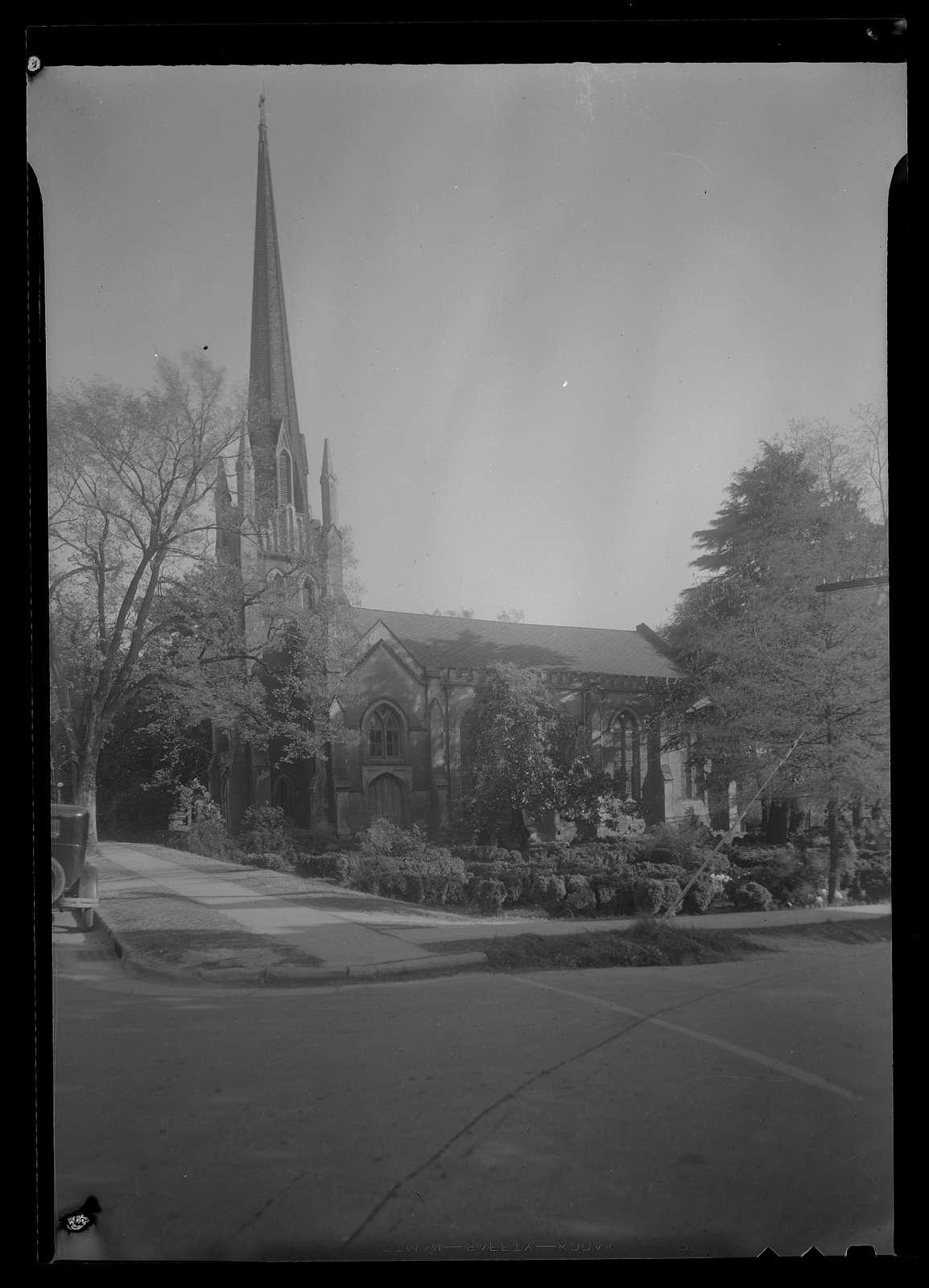 Trinity Episcopal Church, Church Street, Abbeville, Abbeville County, SC