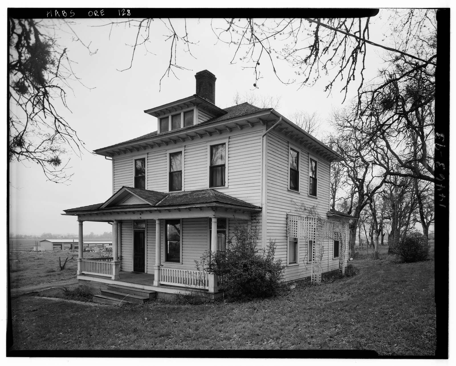 William McCredie House, 2606 Old Stage Road, Central Point, Jackson County, OR