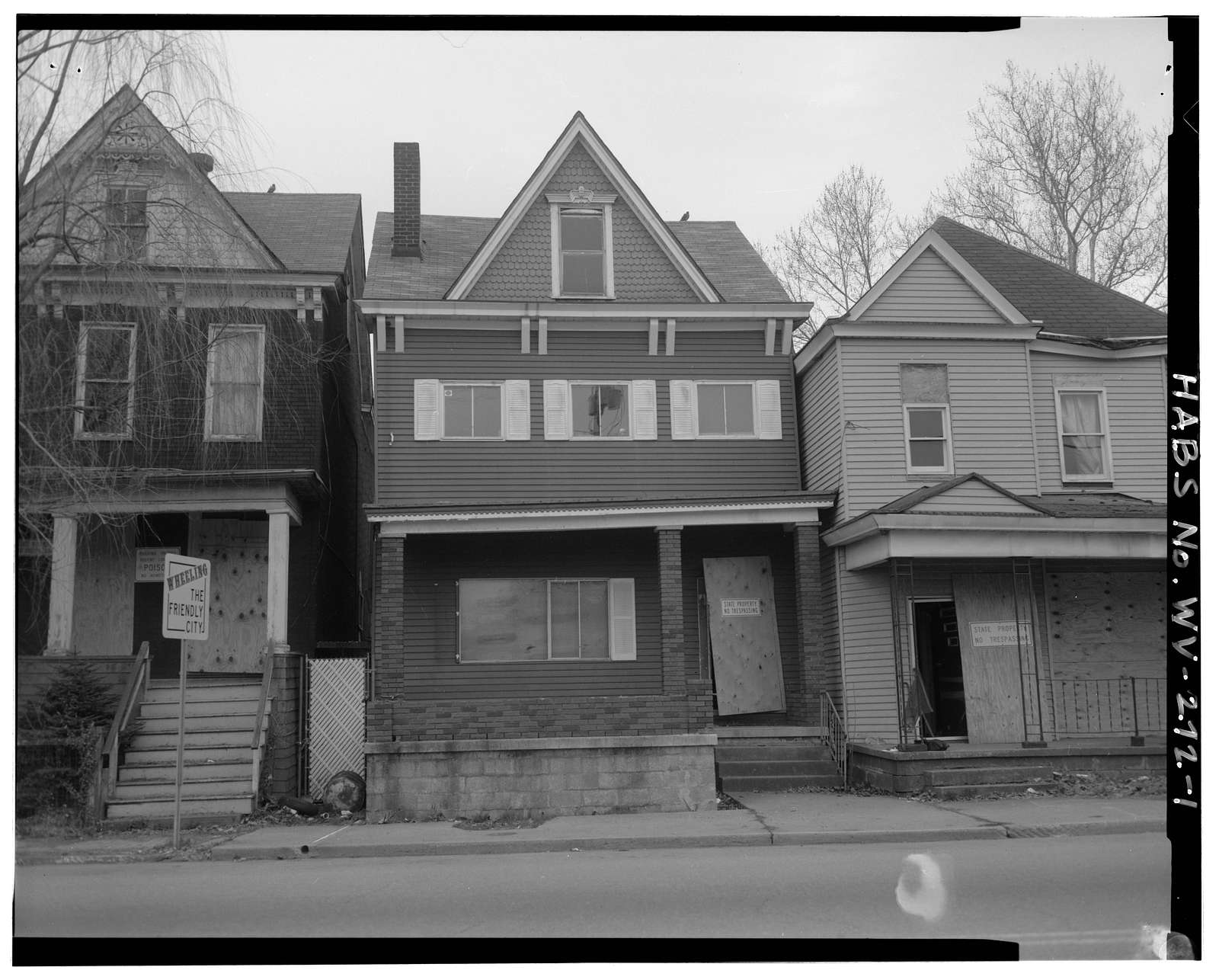 176 Zane Street (House), Wheeling, Ohio County, WV