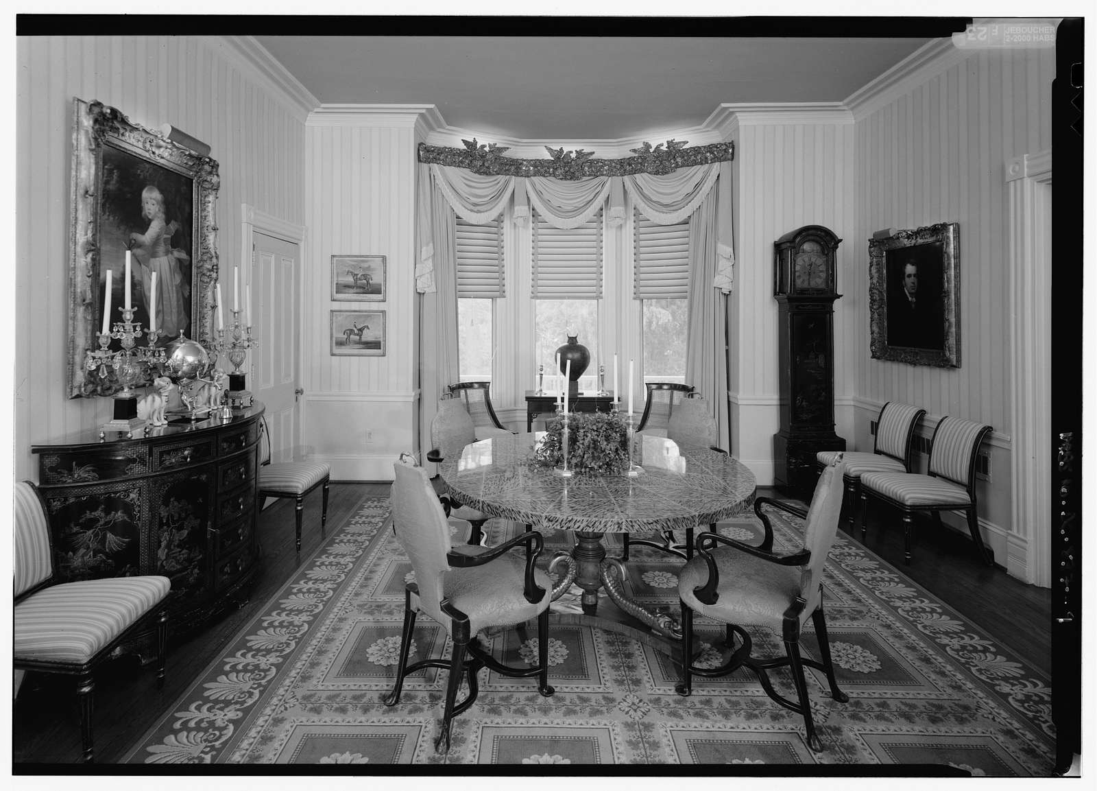 Dougal House, 3259 R Street, Northwest, Washington, District of Columbia, DC