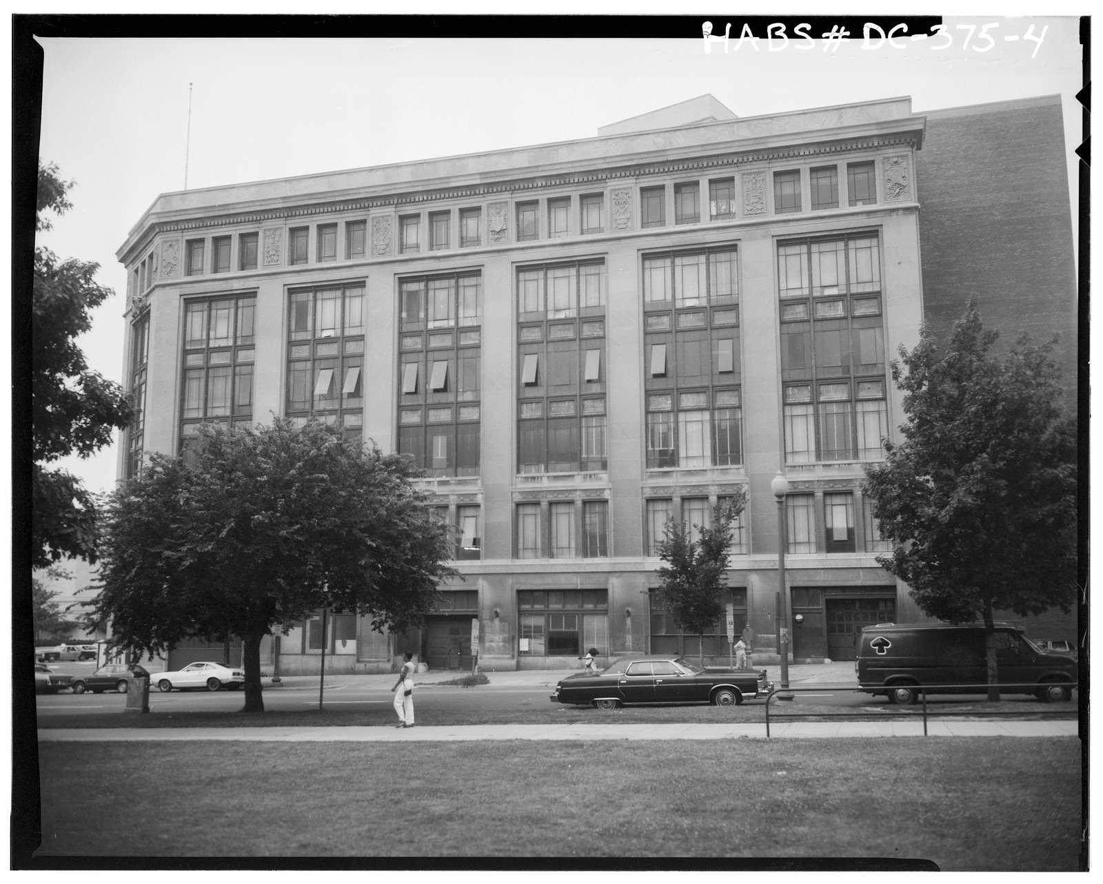 Ford Motor Company Building, 451-455 Pennsylvania Avenue Northwest, Washington, District of Columbia, DC