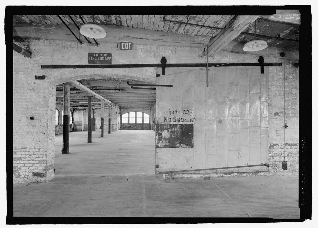 Ford Piquette Plant, Corner of Piquette Avenue & Beaubien, Detroit, Wayne County, MI
