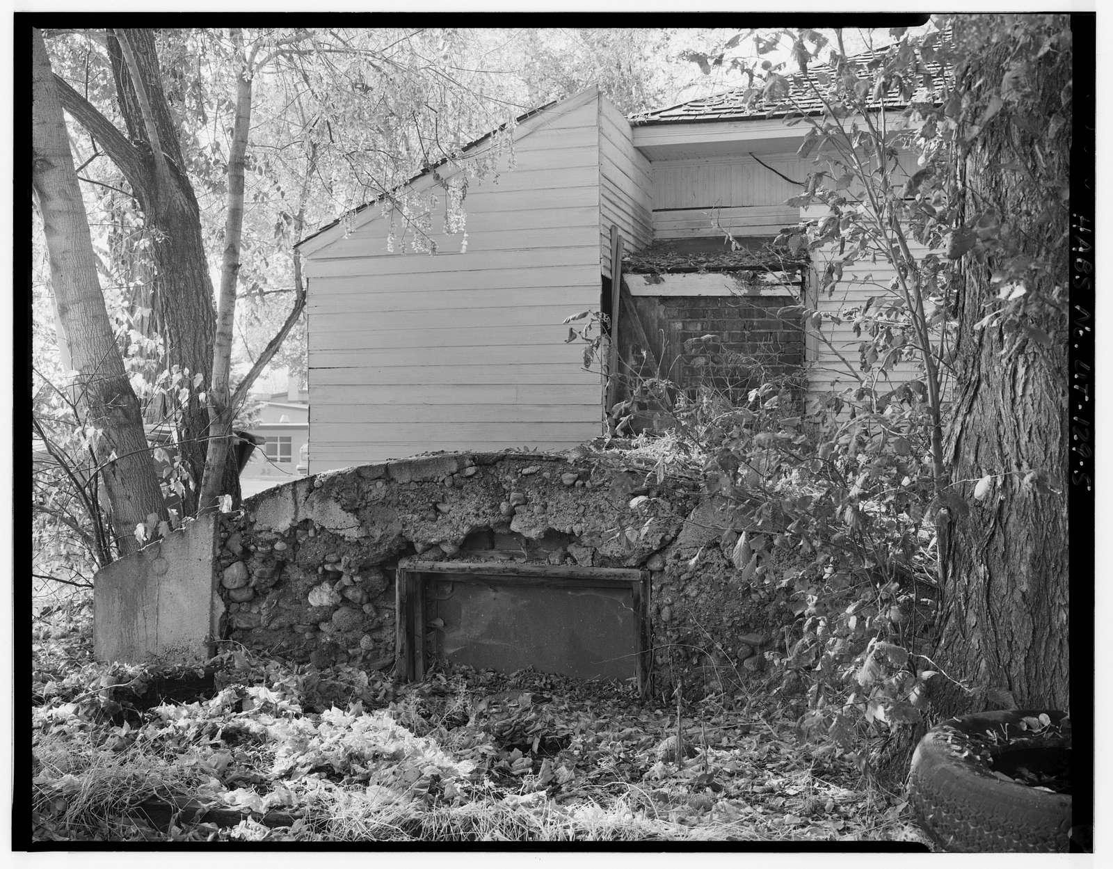 Horace W. Burgon House, 7501 South 700 East, Union, Salt Lake County, UT