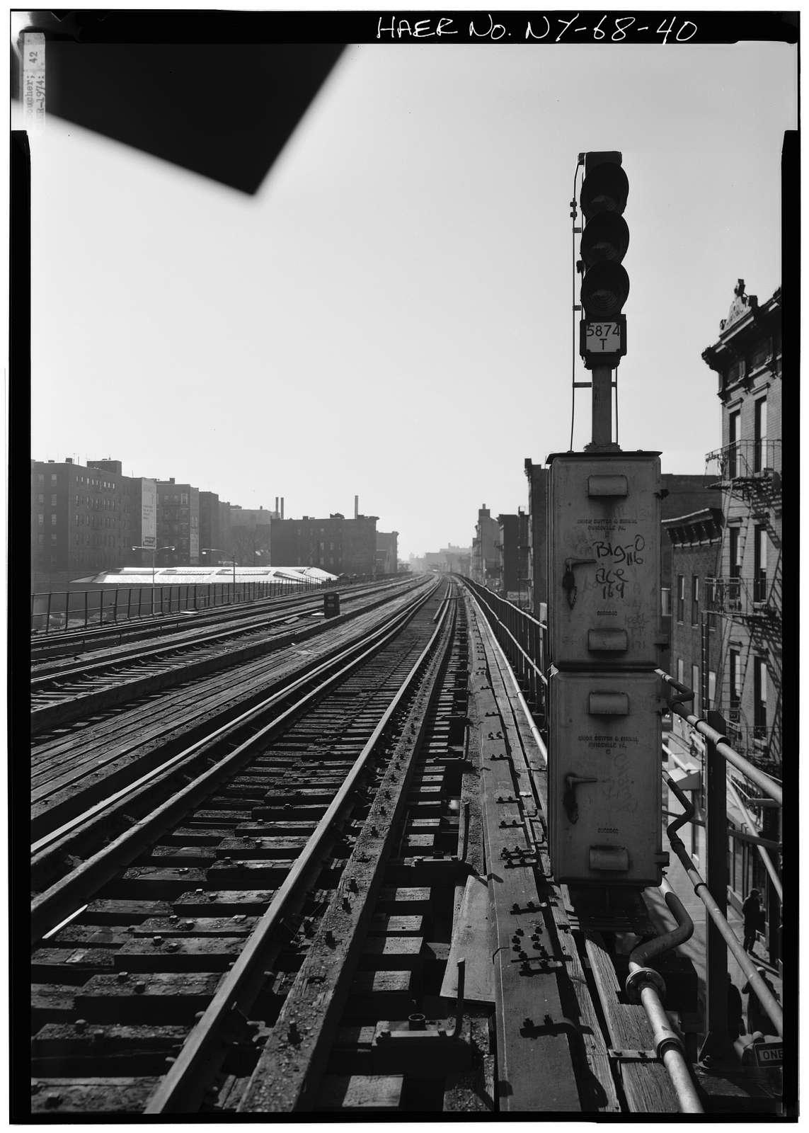Interborough Rapid Transit Company, Third Avenue Elevated Line, Borough of the Bronx, New York, New York County, NY