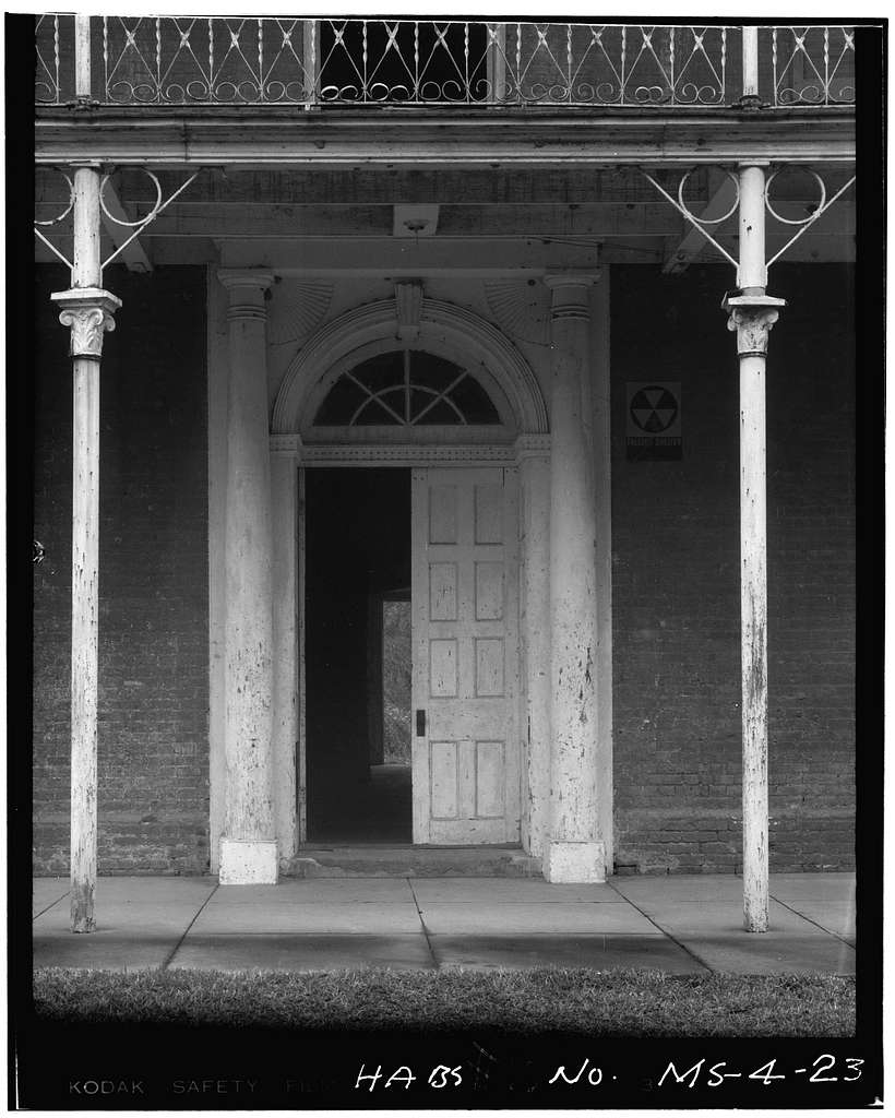 Jefferson College, North Street, Washington, Adams County, MS