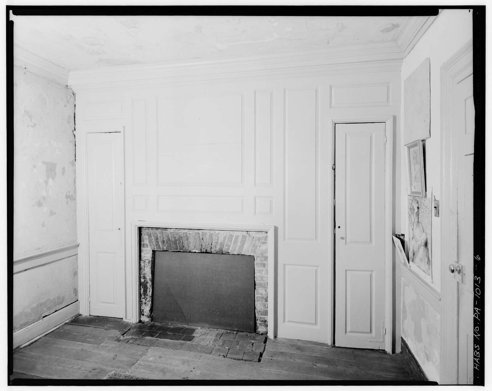 Nathaniel Irish House, 704 South Front Street, Philadelphia, Philadelphia County, PA