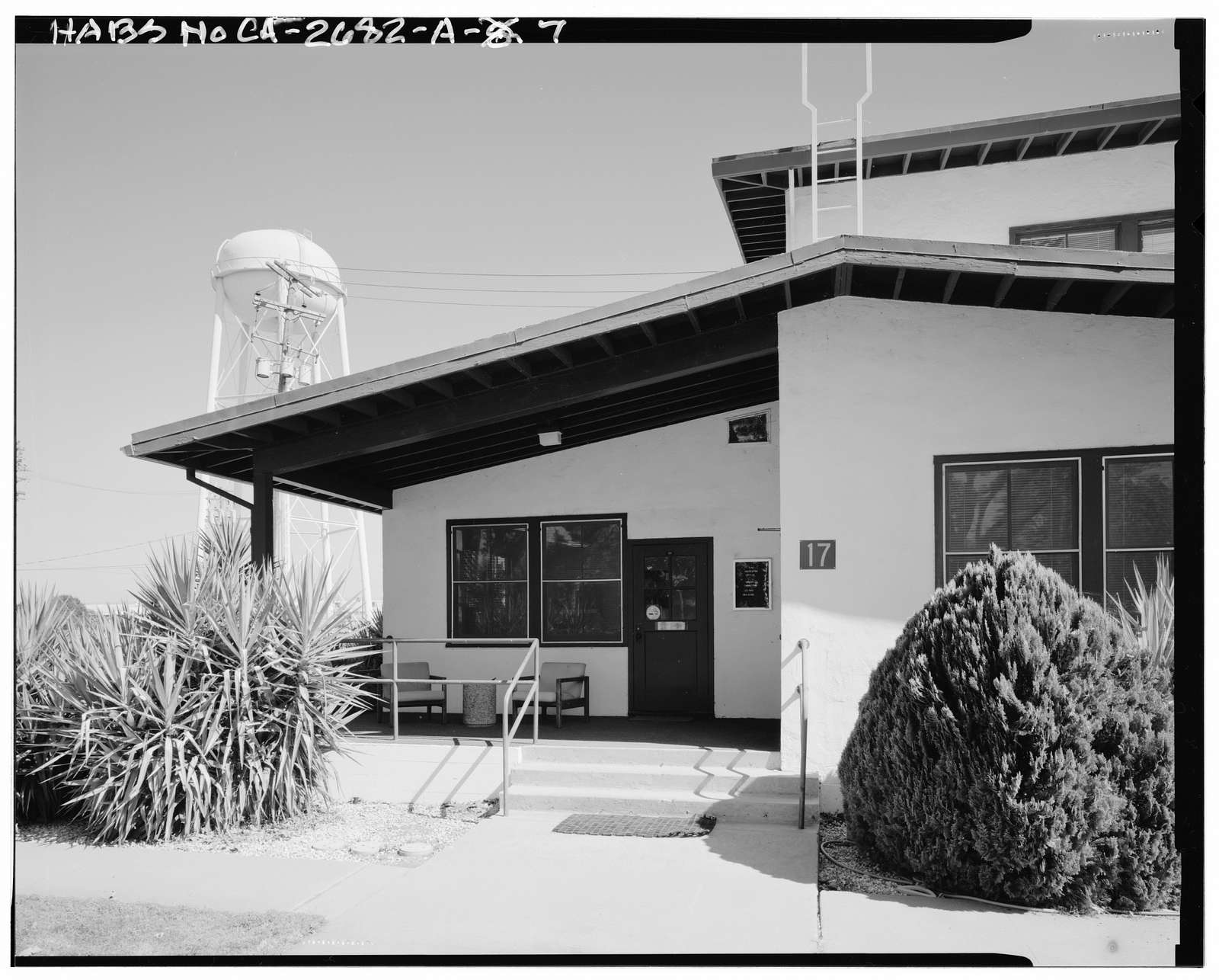 Naval Supply Annex Stockton, Police Station, North of Main Gate on Fyffe Avenue, Stockton, San Joaquin County, CA