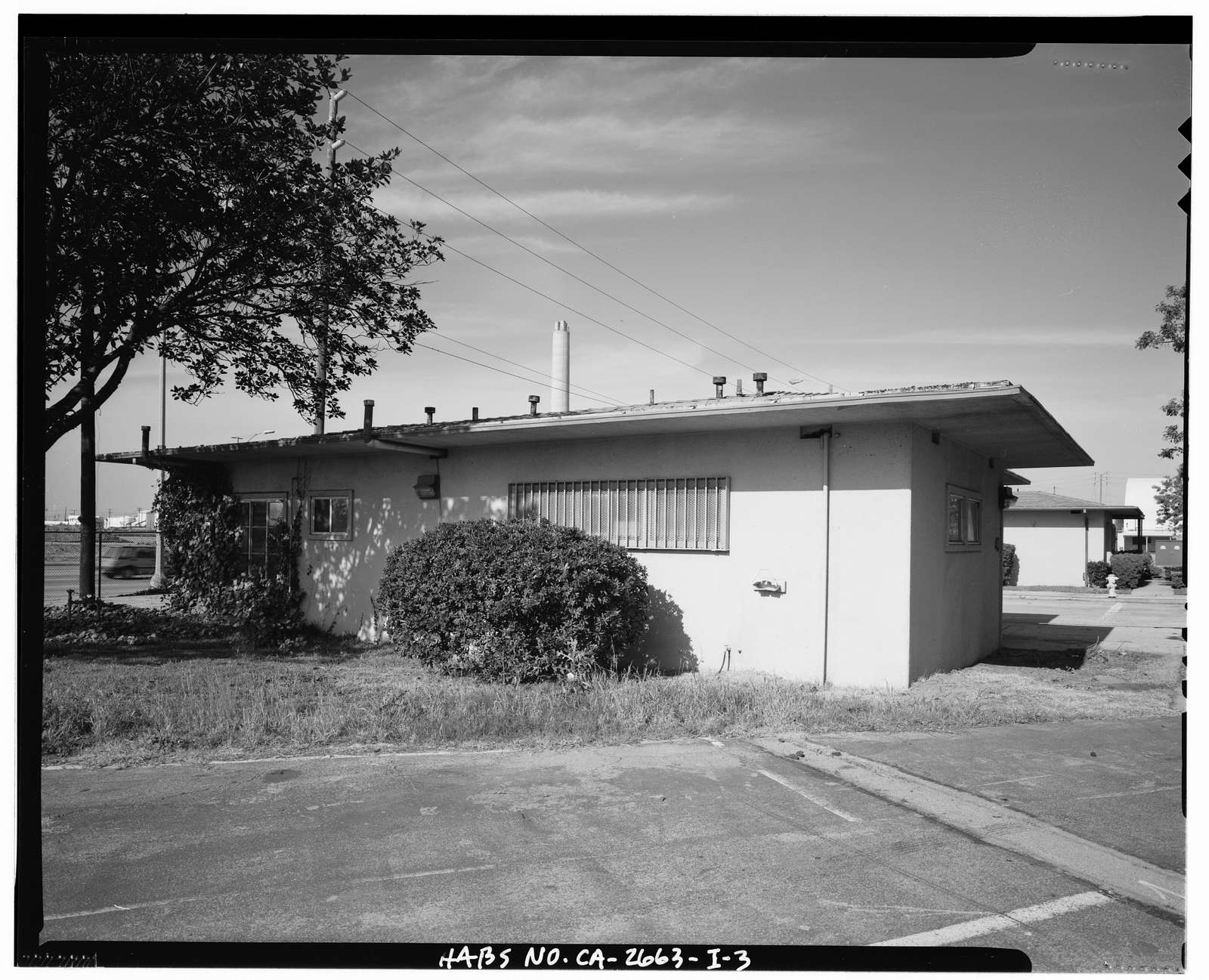 Roosevelt Base, Gatehouse, Corner of Ocean Boulevard & Gate 1, Long Beach, Los Angeles County, CA