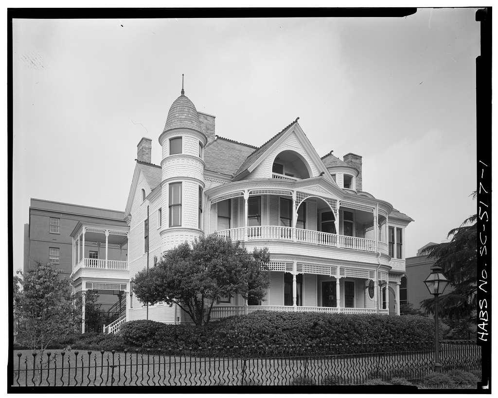 Sottile House, 12 Green Street, Charleston, Charleston County, SC