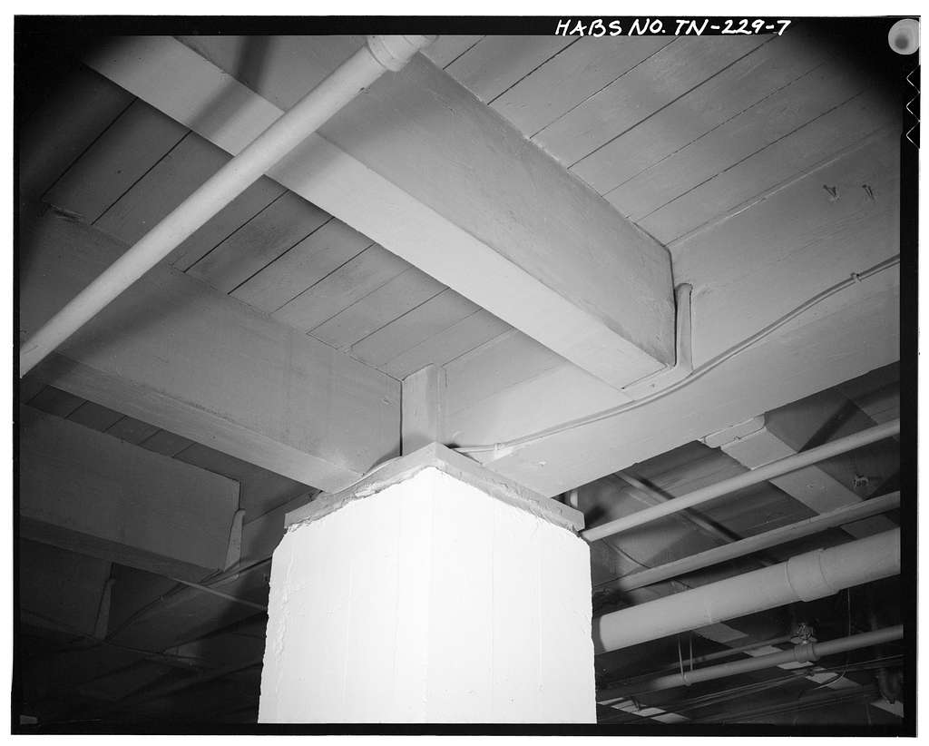 Trigg, Dobbs & Company Warehouse, 1152 Market Street, Chattanooga, Hamilton County, TN