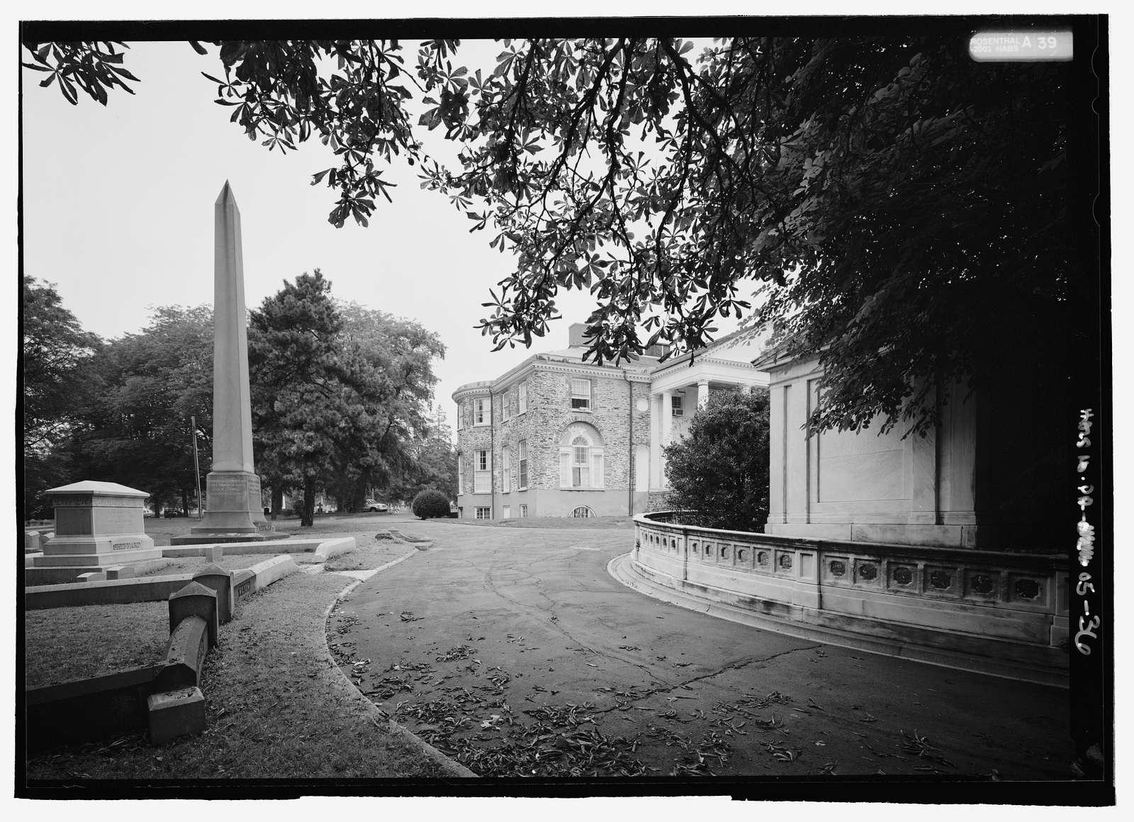 Woodlands Cemetery, 4000 Woodlands Avenue, Philadelphia, Philadelphia County, PA