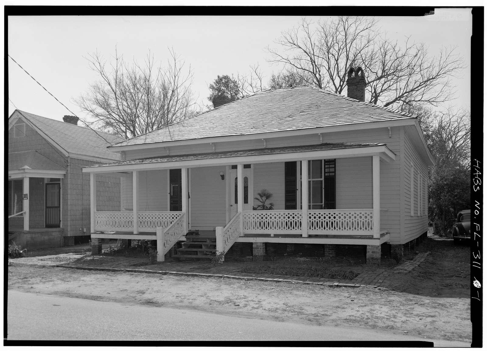 433 East Zaragoza Street (House), Pensacola, Escambia County, FL