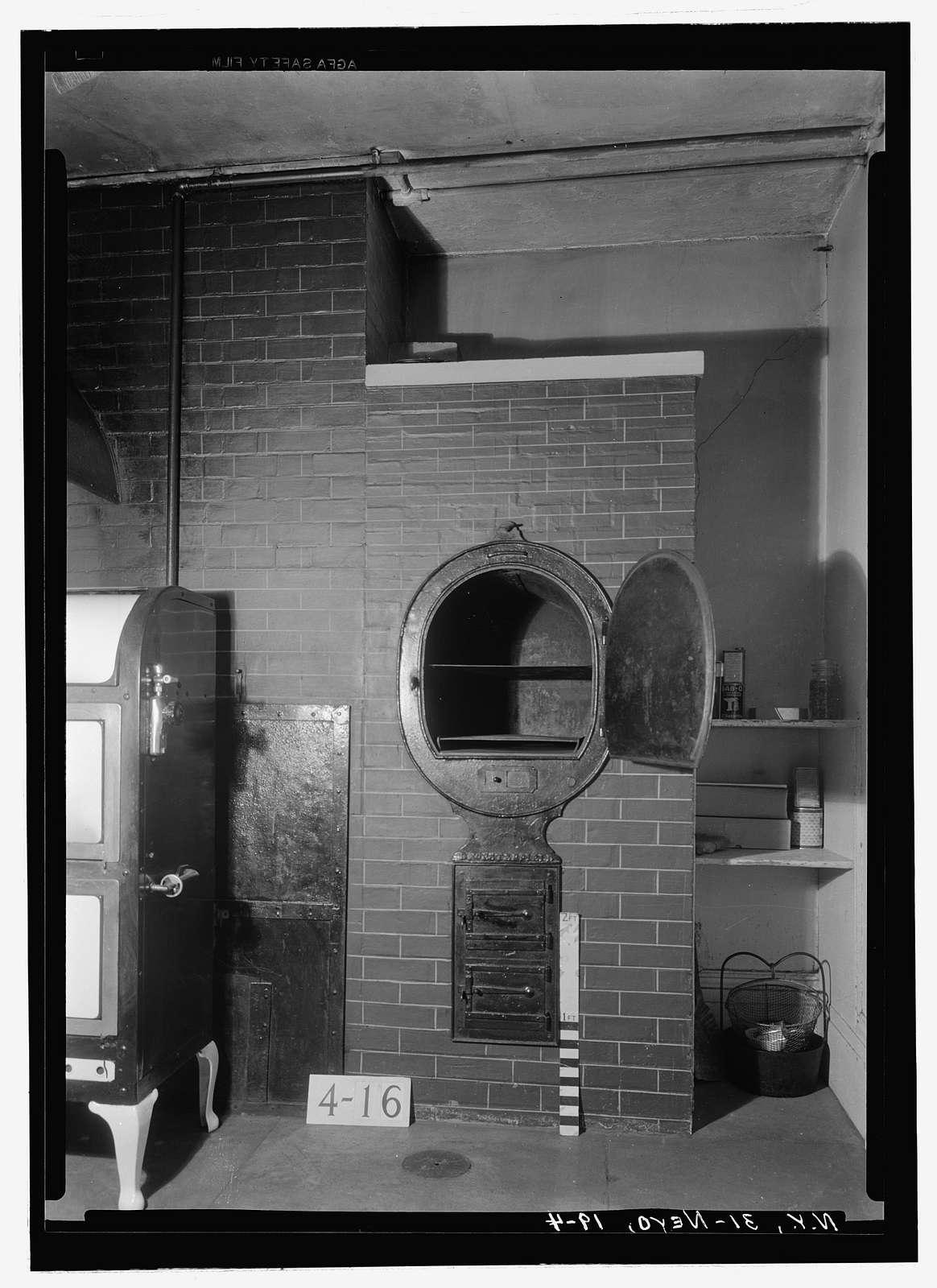 7 Washington Square North (House), New York, New York County, NY