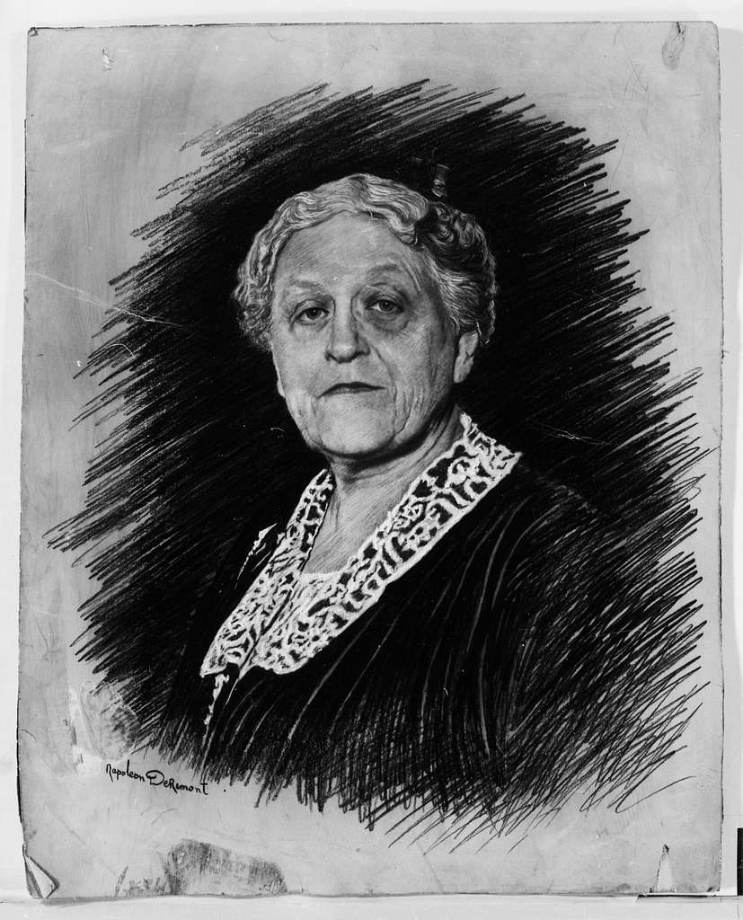 Carrie Chapman Catt Papers: Miscellany; Drawing