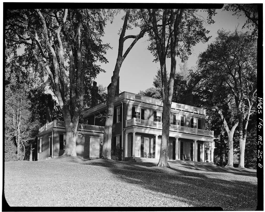 Colonel John Black House, West Main Street (State Route 172), Ellsworth, Hancock County, ME