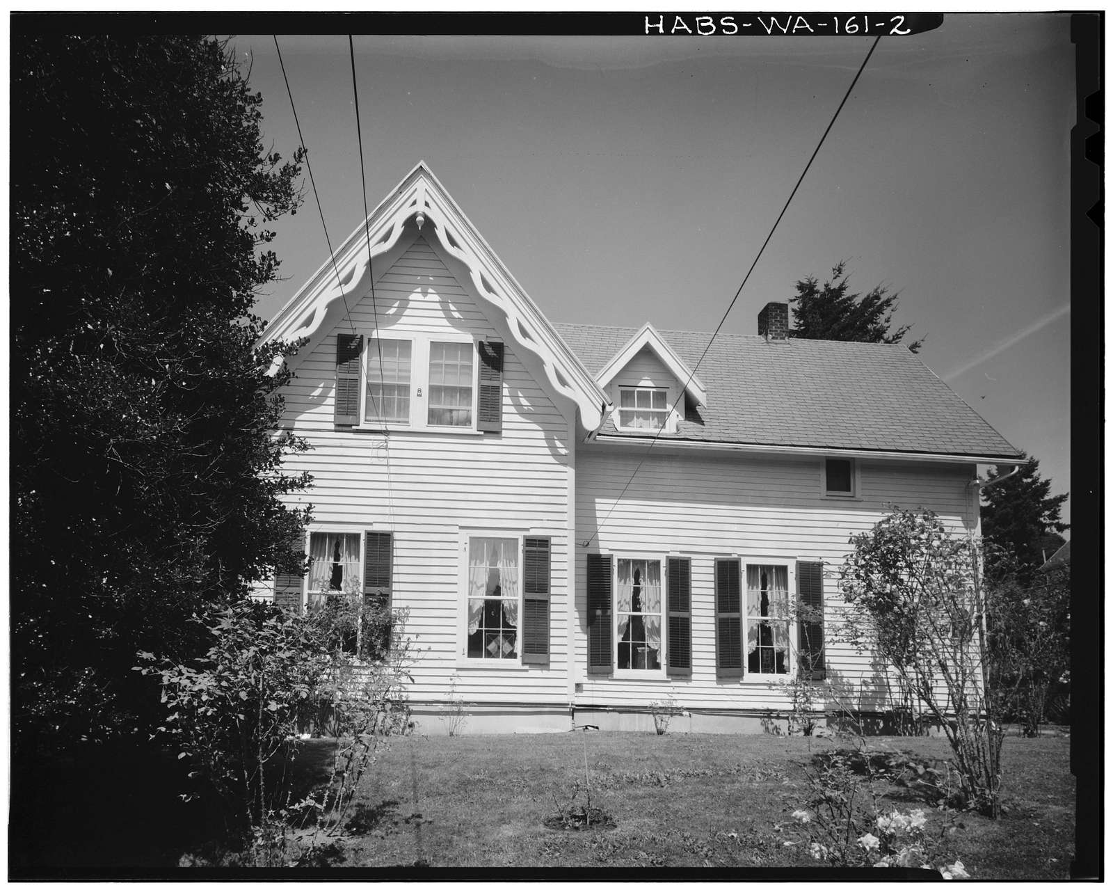 Daniel T. Bigelow House, 918 East Glass Avenue, Olympia, Thurston County, WA