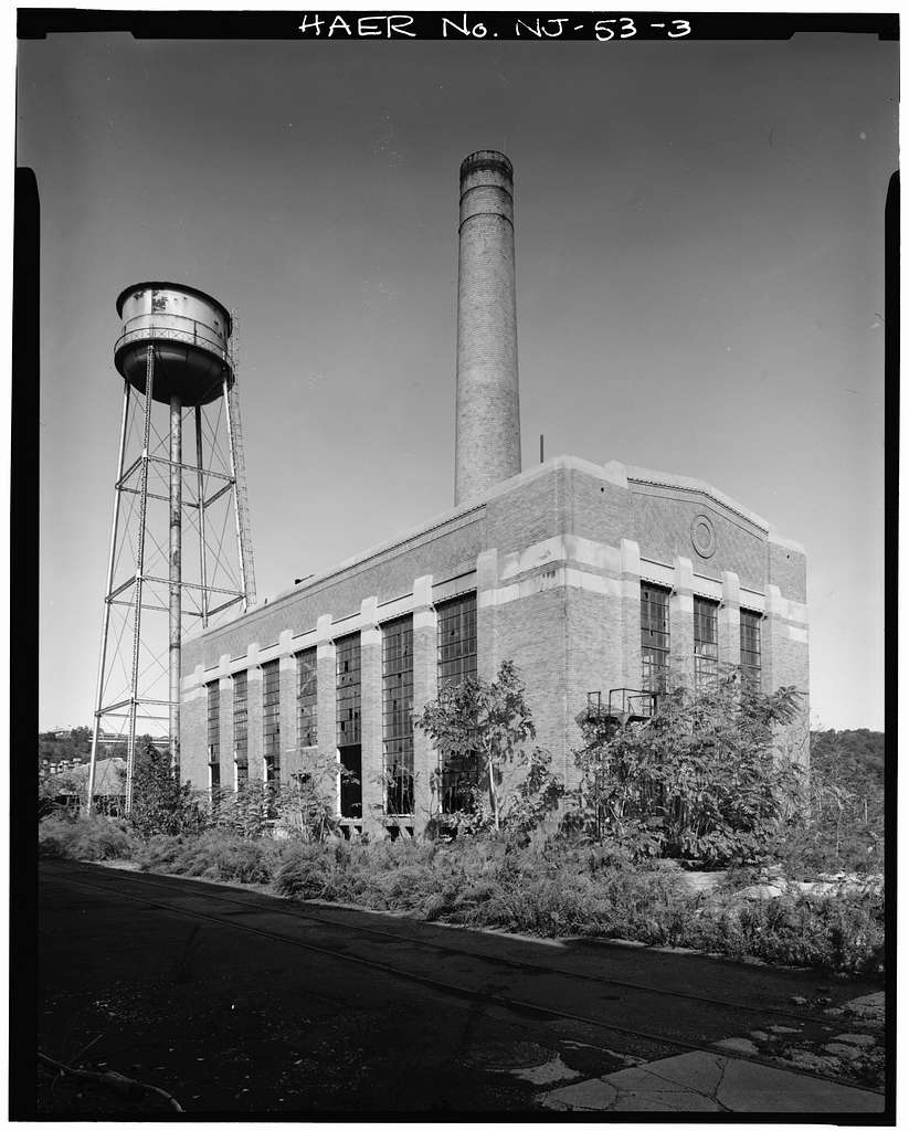 Ford Motor Company Edgewater Assembly Plant, 309 River Road, Edgewater, Bergen County, NJ