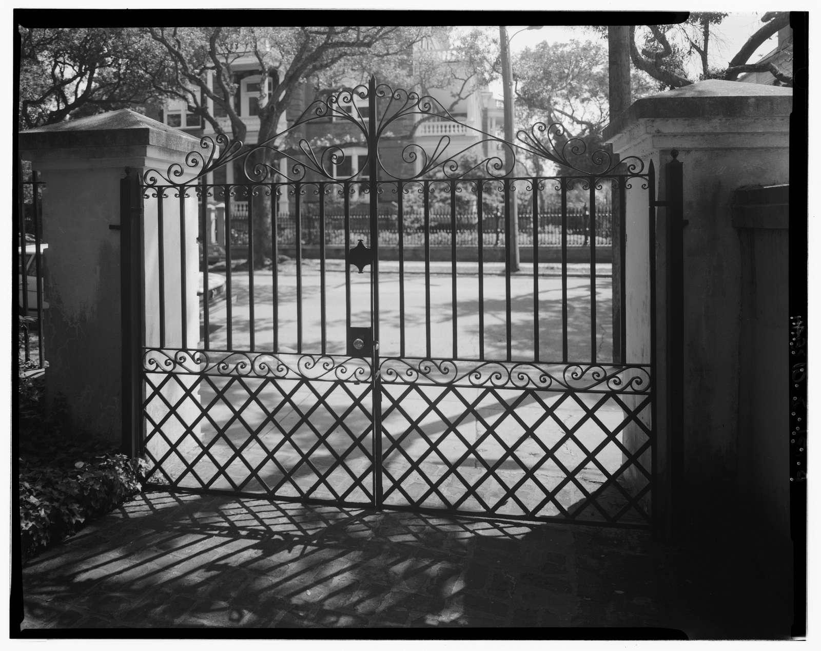 John Edwards House, 15 Meeting Street, Charleston, Charleston County, SC