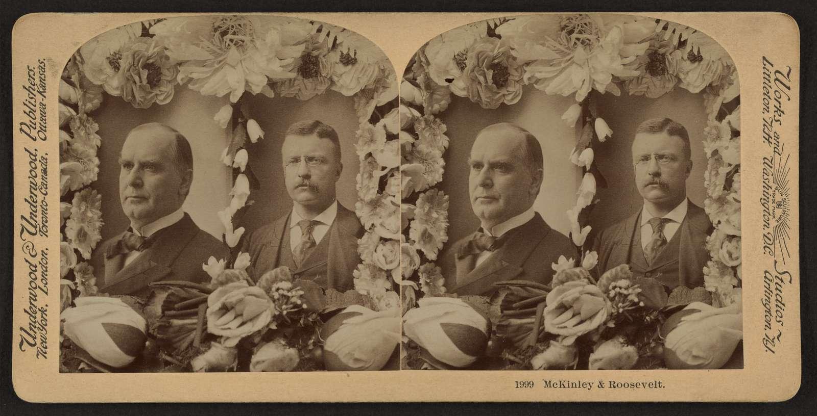 McKinley & Roosevelt