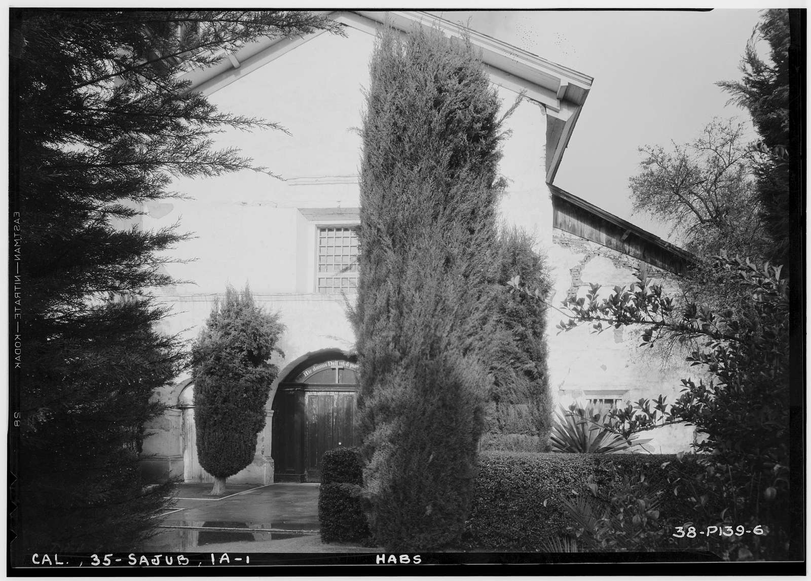 Mission San Juan Bautista, Church, Second Street, San Juan Bautista Plaza, San Juan Bautista, San Benito County, CA