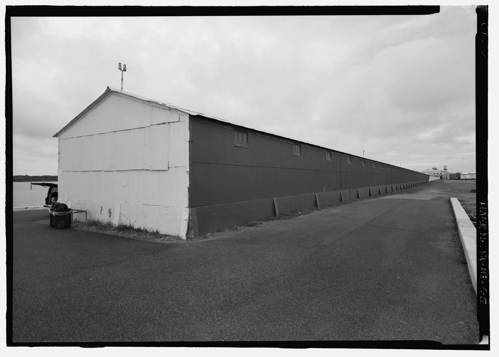 NASA Langley Research Center, Seaplane Towing Channel, 108 Andrews Street, Hampton, Hampton, VA
