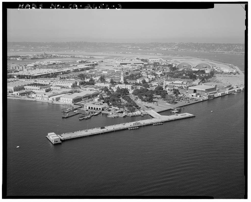 Naval Air Station North Island, North Island, San Diego, San Diego County, CA