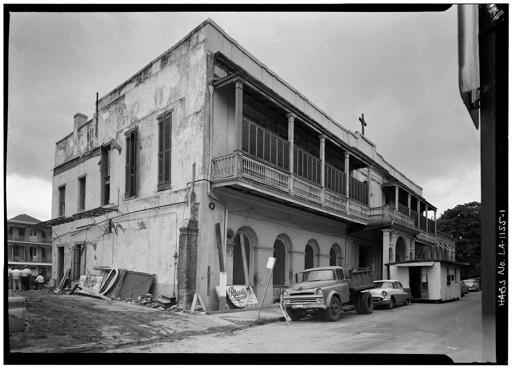 Orleans Ball Room, 717 Orleans Street, New Orleans, Orleans Parish, LA