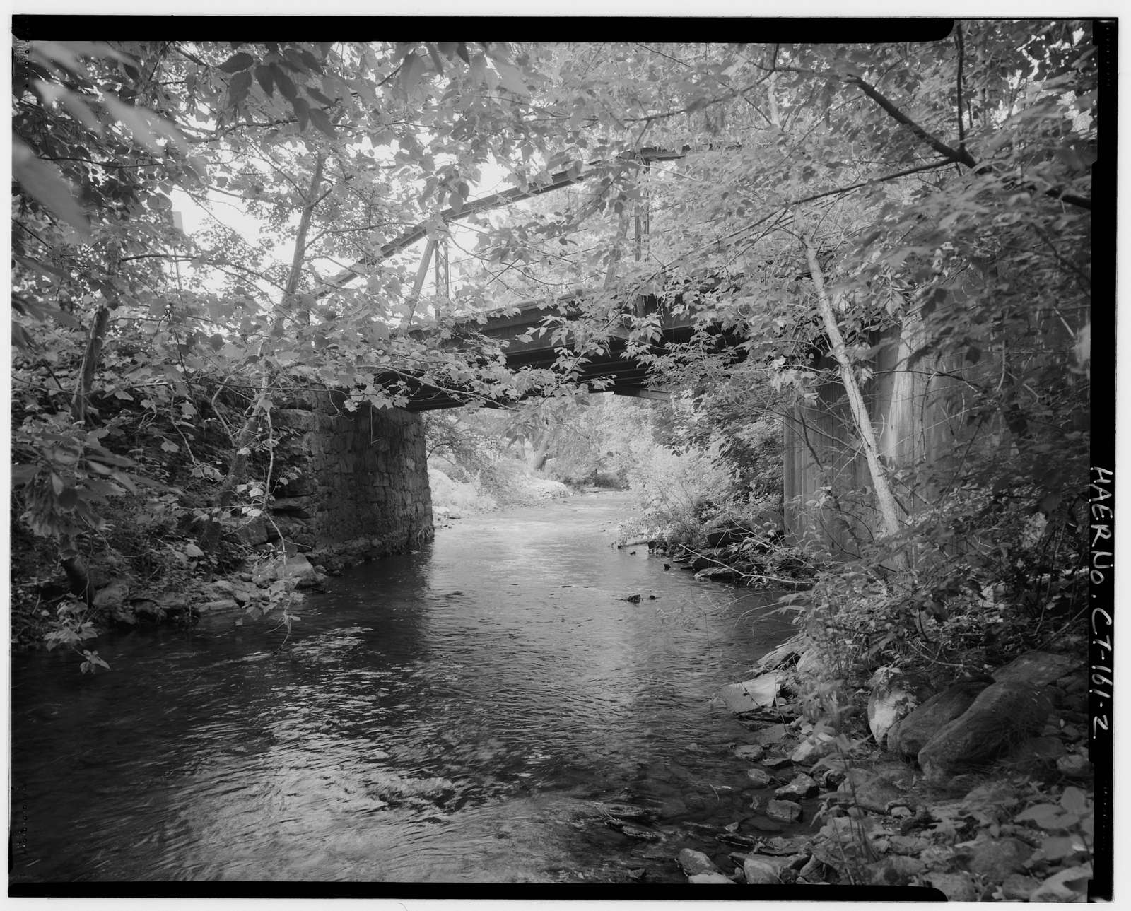 Sharon Station Road Bridge, Sharon Station Road spanning Webatuck Creek, Sharon, Litchfield County, CT