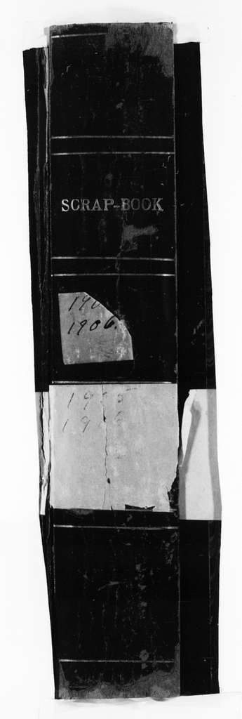 Susan B. Anthony Papers: Scrapbooks, 1876-1934; 1905-1906; Vol. 2