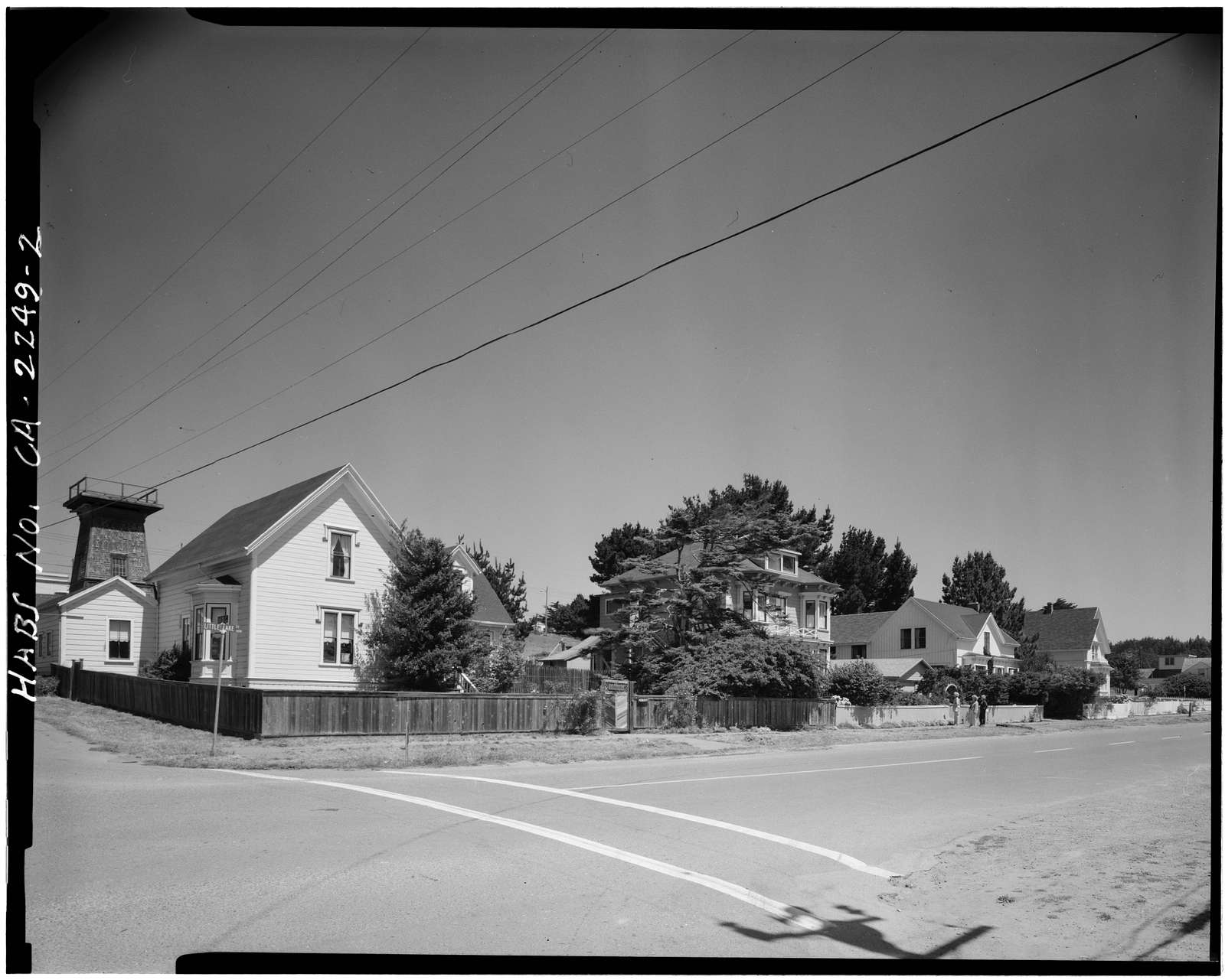 Town of Mendocino, Mendocino, Mendocino County, CA